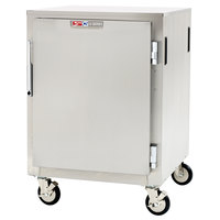 Metro C5U5-SU Half Size Insulated Stainless Steel Hot / Cold Holding Cabinet with Universal Slides