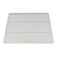 True 909143 White Coated Wire Shelf - 24 1/8 inch x 20 3/4 inch