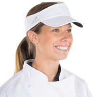 Headsweats 7714-201 White Eventure Fabric Customizable Velocity Visor