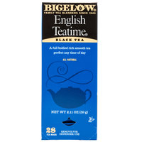 Bigelow English Teatime Tea - 28 / Box