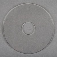 Noble Products 4 1/4 inch Transparent Disk for Label Dispenser