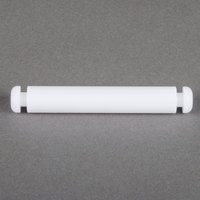 Noble Products 5 1/4 inch White Plastic Roller for Label Dispenser
