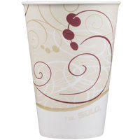 Dart Solo R7N-J8000 Symphony 7 oz. Wax Treated Paper Cold Cup - 2000 / Case