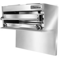 Garland / U.S. Range UIR60 Liquid Propane Range-Mount Infra-Red Salamander Broiler for U60 Ranges - 40,000 BTU