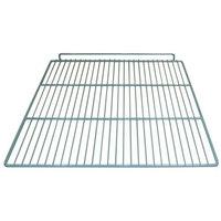 All Points 26-2676 Epoxy Coated Wire Shelf - 21 inch x 26 1/4 inch
