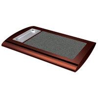 Hatco SRSS-1 Antique Copper Serv-Rite Portable Heated Night Sky Stone Buffet Warmer - 350W
