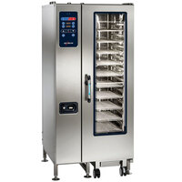 Alto-Shaam CTC20-10E Combitherm Electric Boiler-Free Roll-In 20 Pan Combi Oven