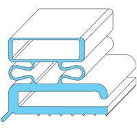 Traulsen SVC-43493-00 Equivalent Magnetic Door Gasket - 23 3/8 inch x 29 3/8 inch