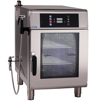 Alto-Shaam CTX4-10E Combitherm CT Express Electric Boiler-Free 4 Pan Combi Oven with Simple Controls