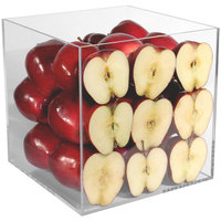 Cal-Mil CC310 Clear Display Cube - 10 inch x 10 inch