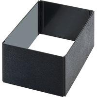 Cal-Mil BH4618-13 Black Folding Ice Housing - 18 inch x 26 inch x 6 inch