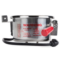 Carnival King PM4KETTLE Replacement Kettle for PM470 4 oz. Popcorn Poppers