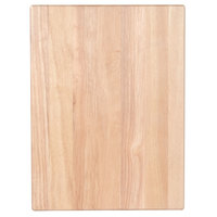 Wood Cutting Board - 20 inch x 15 inch x 1 3/4 inch