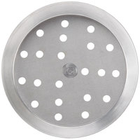 American Metalcraft CAR9P 8 1/2 inch Perforated Heavy Weight Aluminum CAR Pizza Pan