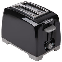 Proctor Silex 22334 2 Slice Black Bagel Toaster