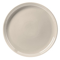 Hall China 26130AWHA White 13 1/4 inch China Chop Plate - 6 / Case