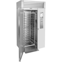 Traulsen TBC1HR-1 Spec Line Single Rack Remote Cooled Roll Through Blast Chiller - Left Hinged Doors