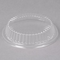 Dart Solo CL5BW Clear Dome Lid for Plastic Bowls and Plates - 1000/Case
