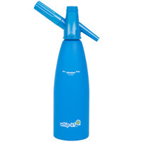 Whip-It SSSV-06R Blue Soda Siphon - 1 Liter