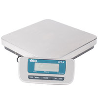Edlund EPZ-5H 5000 Gram Stainless Steel Metric Digital Pizza Scale with Foot Tare