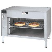 APW Wyott CMC-48 48 inch Countertop Cheese Melter - 240V