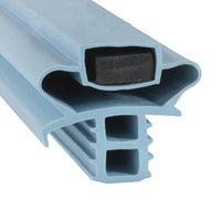 Delfield 1702622 Equivalent Magnetic Door Gasket - 21 7/8 inch x 27 5/8 inch