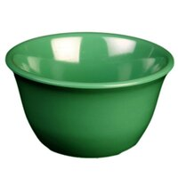Smooth Melamine Green Bouillon Cup - 7 oz. 12 / Pack