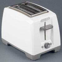 Proctor Silex 22333 2 Slice White Bagel Toaster