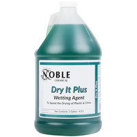 1 Gallon Noble Chemical Dry It Plus Rinse Aid for High Temperature Dish Machines - Ecolab® 11817 Alternative