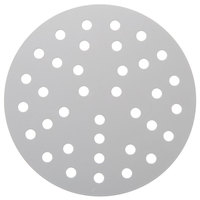 American Metalcraft 18910PHC 10 inch Perforated Pizza Disk - Hard Coat Anodized Aluminum