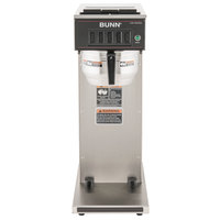 Bunn 23001.0062 CW15-APS Pourover Airpot Brewer with Gourmet Funnel and No Hot Water Faucet - 120V