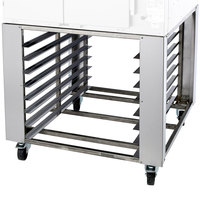 Doyon JA8B Equipment Stand for JA8 Convection Ovens - 16 Pan Capacity