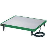 Hatco GRS-42-L 42 inch x 25 1/2 inch Glo-Ray Green Portable Heated Shelf Warmer - 825W
