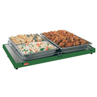 Hatco GRS-18-C 18 inch x 10 inch Glo-Ray Green Portable Heated Shelf Warmer - 125W