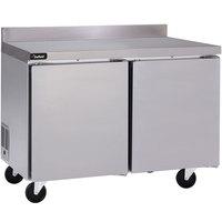 Delfield GUR48BP-S 48 inch Worktop Refrigerator