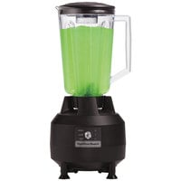 Hamilton Beach HBB908-CE 1/2 HP Two Speed Bar Blender with 44 oz. Polycarbonate Jar - 230V (International Use Only)