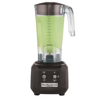 Hamilton Beach HBB250-CE Rio 3/4 HP 44 oz. Bar Blender - 230V (International Use Only)