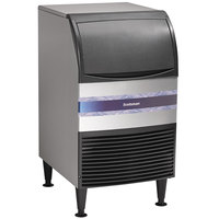 Scotsman CU0920MA-1 20 inch Air Cooled Undercounter Medium Cube Ice Machine - 100 lb.