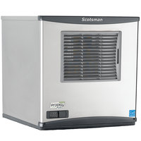 Scotsman N0622A-32 Prodigy Plus Series 22 15/16 inch Air Cooled Nugget Ice Machine - 643 lb.