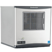 Scotsman N0422A-1 Prodigy Plus Series 22 15/16 inch Air Cooled Nugget Ice Machine - 420 lb.