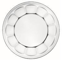 Libbey Gibraltar 15411 7 1/2 inch Glass Salad / Dessert Plate - 36 / Case