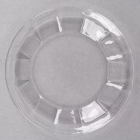Libbey 15411 Gibraltar 7 1/2 inch Glass Salad / Dessert Plate - 36 / Case