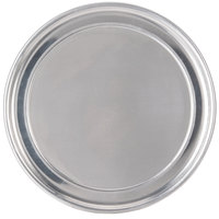 American Metalcraft HATP9 9 inch Wide Rim Pizza Pan - Heavy Weight Aluminum