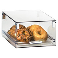 Cal Mil 266-S Self Serve Stackable Case - 11 inch x 16 inch x 6 inch