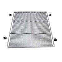 True 909099 Narrow Gap White Coated Wire Shelf - 24 1/4 inch x 23 1/2 inch