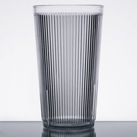 Carlisle 402007 Crystalon 20 oz. Clear Stack-All SAN Tumbler   - 12/Case