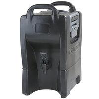 Carlisle IT25003 Onyx Black 2.5 Gallon Insulated Beverage Server