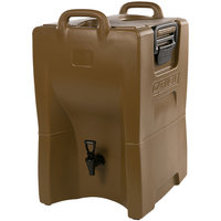Carlisle IT100043 Caramel 10 Gallon Insulated Beverage Server
