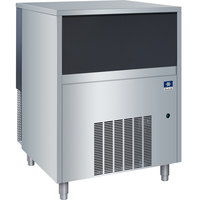 Manitowoc RF-0385A 29 1/8 inch Air Cooled Undercounter Flake Ice Machine with 88 lb. Bin - 329 lb.