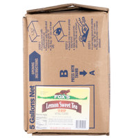 Fox's Bag In Box Sweetened Tea Syrup - 5 Gallon